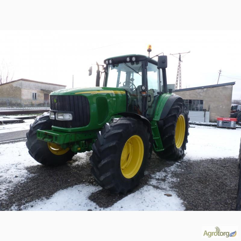 Тракторы | Новые гусеничные и колесные трактора | John.