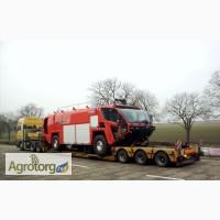 Негабаритные перевозки негабаритных грузов ТРАЛом Черновцы