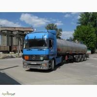Доставка бензина, перевозка дизельного топлива. Услуги бензовоза