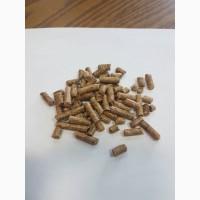 Древесные пеллеты из сосны 8 мм