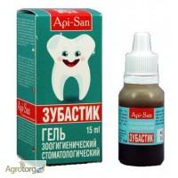 Зубастик гель стоматологический, фл. 15 мл.-65грн