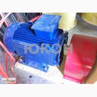 Промышленные электродвигатели асинхронные, трехфазные, с короткозамкнутым ротором