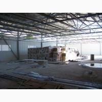 Швидкомонтовані склади з металоконструкцій. Металоконструкції