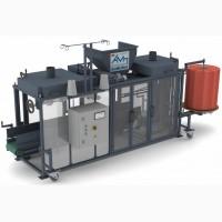 Оборудование для автоматической упаковки в сетку овощей: картофеля, лука, моркови, свеклы
