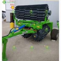 Каток измельчитель растительных остатков Shredder L60.880V водоналивной