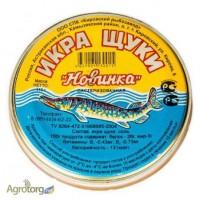 Икра щуки, щучья икра 112 грамм Астраханская
