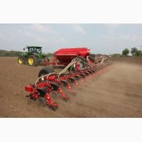 Услуги посева, культивации, дисковки, опрыскивания, сбора урожая