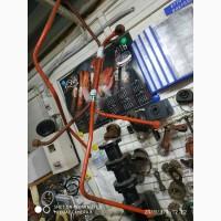 Трубки масленного радиатора ЮМЗ (комплект)