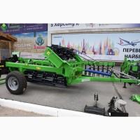 Каток измельчитель растительных остатков Shredder L60.550W каркасный