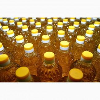 Продам Масло подсолнечное рафинированное дезодорированное Украина экспорт