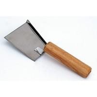 Скребок лопатка для меда нержавеющий