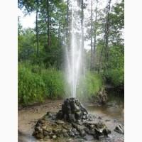 Заричевская минеральная вода из источника Карпат