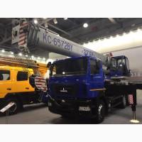 Продажа новых автокранов KC-6572BY-C Машека 40 тонн, стрела 33 метра