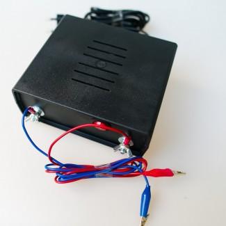 Блок питания для электропривода медогонки от сети 220В с функцией электронаващивания