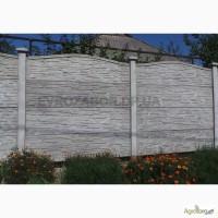 Декоративный наборной забор