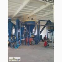 Линия для изготовл. пеллет из опилок и древесных отходов на базе пресс-гранулятора ОГМ-1, 5