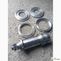 Вал ролика (вал эксцентрик) пресс гранулятора ГТ-500 (в комплекте с крышками)