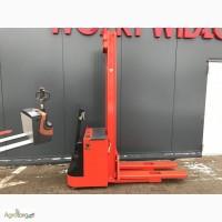 Б/У Штабелер электрический LINDE L12R 1, 2т 3, 8м