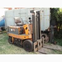 EB 687 электропогрузчик г.п 1 тонна вилочный для закрытого склада