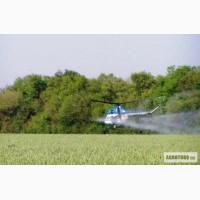 Авиационные услуги в растениеводстве Украины агровертолетами