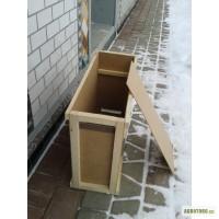 Ящики (пакети) для перевезення бджіл, тара для бджіл