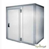 Холодильная камера на замках