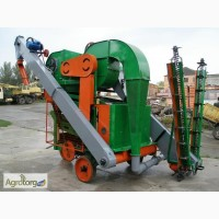 Зерноочестительная машина, Запчасти на ОВС-25