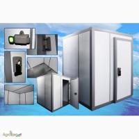 Морозильные камеры сборные для продуктов в Крыму. Доставка, установка