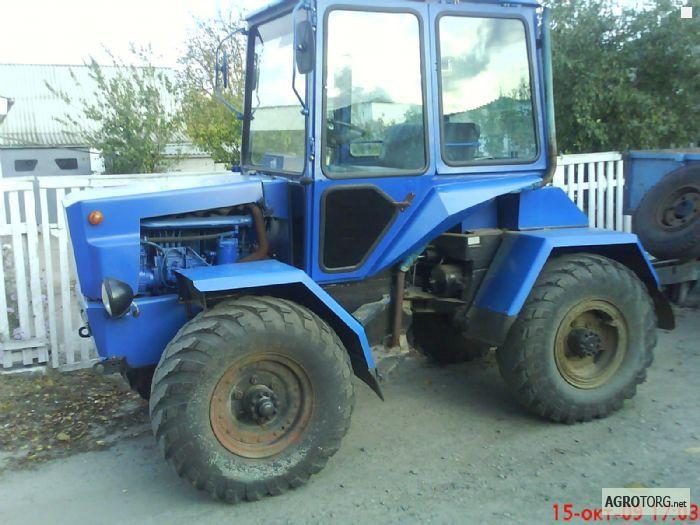 Трактор саморобний: 40 000 грн. - Сельхозтехника Куликов.