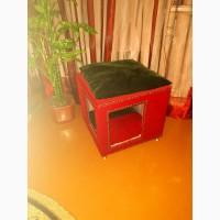 Бархатный домик для кошки или собачки