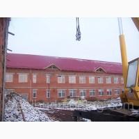 Реставрація дахів приміщень