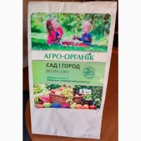 Органічні добрива «АГРО-ОРГАНІК» полієтелен (просіяний) 5 л