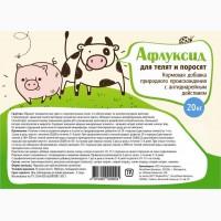 Афлуксид - антидиарейная кормовая добавка для телят