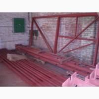 Фермы металлические шириной 12, 15, 18м ( каркасы ангаров)