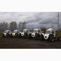 Услуги по внесению КАС самоходными агротехническими комплексами Роса