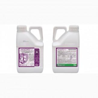 Аккорд Фунгицид контактного действия, гидроксид меди, 150 г/л; сера, 300 г/л