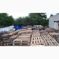 Деревянные тара (поддоны) - узнать цены, купить оптом