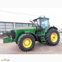 Джон Дір 8320 John Deere Трактор Сільськогосподарський