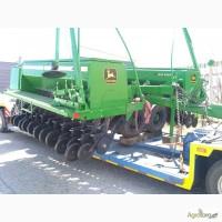 Механічна сівалка JOHN DEERE 455 (9 метрова) з сухими, 15 см. б/у купити