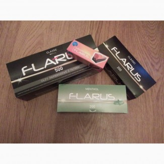 Гільзи для набивання цигарок FLARUS