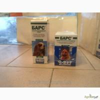 Подарочный набор: Барс капли для собак (4пип. -в уп. ) + Барс спрей 100мл 91грн