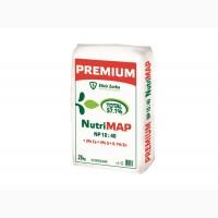 Продам минеральное удобрение NUTRIMAP NP 10:40 + 12, 5% SO3 + 1% Zn