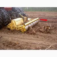 Фреза-рыхлитель MeriCrusher MJS-241 STG с зубчатой передачей для тяжелых подрядных работ