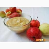 Продам оптом яблочное пюре