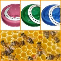 Пластмасові поїлки, годівниці для бджіл