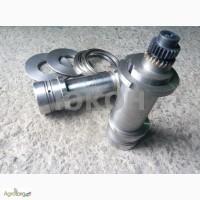 Вал ролика (вал эксцентрик) пресс гранулятора ГТ-520 (в комплекте с крышками)