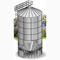 Охладитель для зерна 200 т - 17 990, 00 Евро | Купить вентилируемый силос ZLW