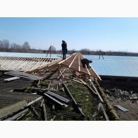 Металоконструкції для Будівництва Корівників, Тваринницьких ферм