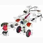 Мотоблоки, мотокультиваторы WEIMA, BULAT, навесное оборудование. SADOK