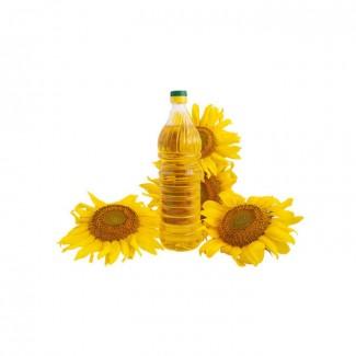 Подсолнечное масло нерафинированное, экспорт